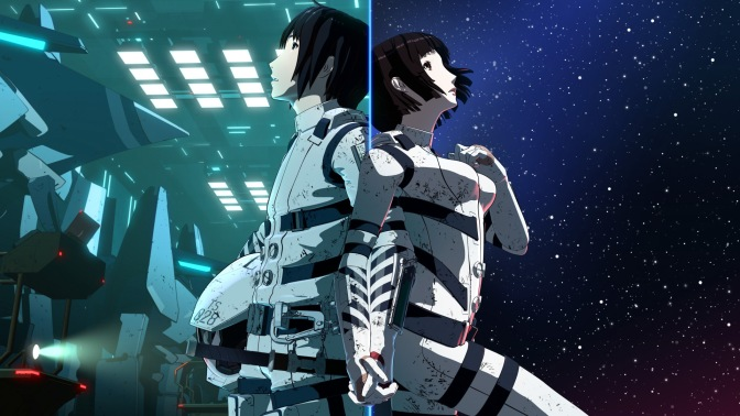 Knights of Sidonia – É o futuro!