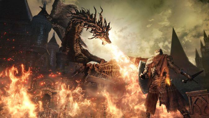 Veja novas imagens de Dark Souls 3 ao som de Cindy Lauper