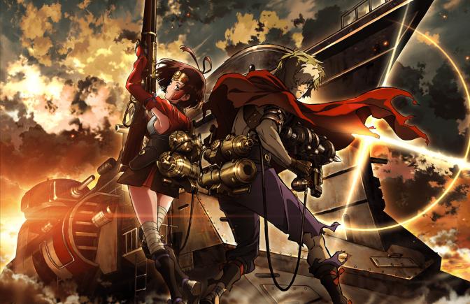 Equipe de Attack on Titan vai lançar anime de zumbis