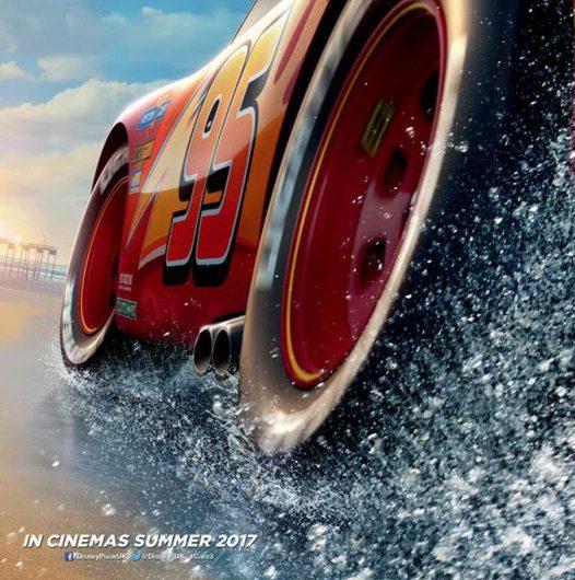 Carros 3 | Primeiros posters divulgados