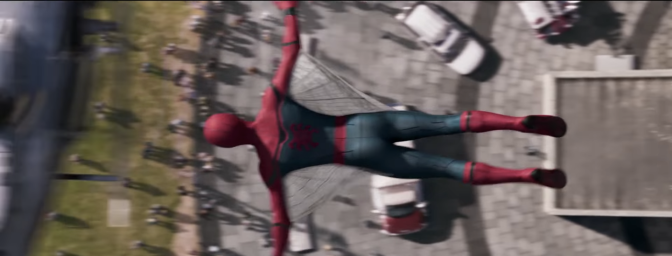 Spiderman: Homecoming | Sai primeiro teaser