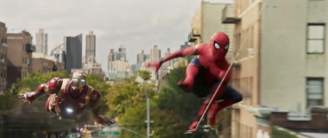 Homem-Aranha: De Volta ao Lar | Confira o primeiro trailer